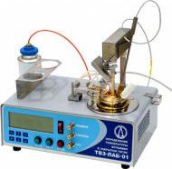 Аппарат для определения температуры вспышки в закрытом тигле ТВЗ-ЛАБ-01