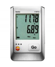 testo 176 T2 — 2-х канальный логгер данных температуры (0572 1762)