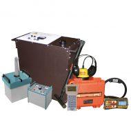 Поисково-диагностический комплекс для поиска повреждений кабеля акустическим и индукционным методом Атлет КАИ-2.1001