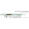 Индикаторная трубка сероводород 2–30,0; 10–120 (4,5)