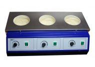 UT-4100-3 Колбонагреватель трехместный 500 мл