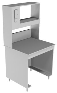 Стол пристенный физический НВ-800 ПЛ (760*700*1650)