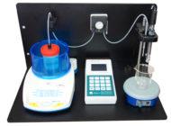 Комплект для автоматического потенциометрического окислительно-восстановительного титрования «Титрион-Редокс»